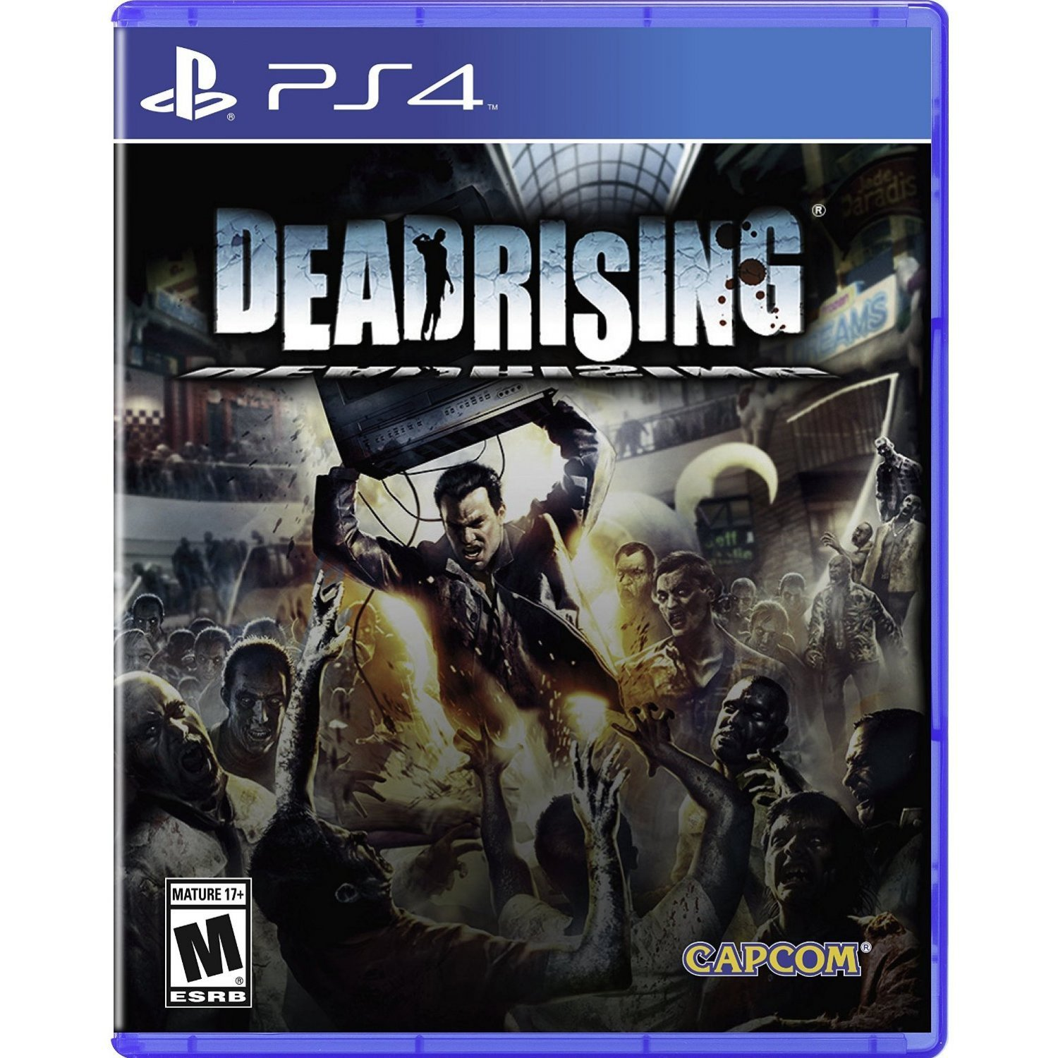 Dead Rising-PlayStation 4                                                                                                                              By:Capcom                                             Eur:65.02 Ден:2699