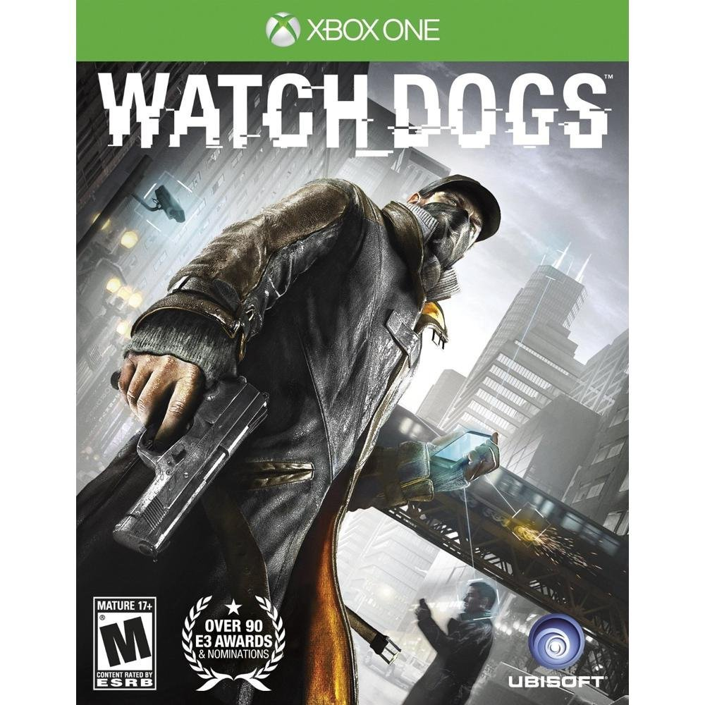 Watch Dogs-Xbox One                                                                                                                                    By:Ubisoft                                            Eur:32.5 Ден:1899