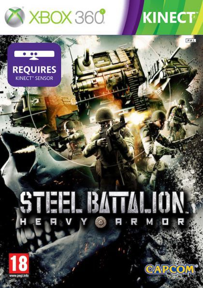 Steel Battalion: Heavy Armor-Xbox 360                                                                                                                  By:From Software                                      Eur:21.12 Ден:1199