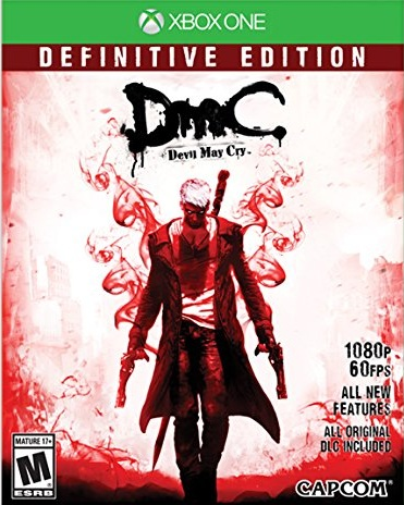 DmC Devil May Cry: Definitive Edition-Xbox One                                                                                                         By:Ninja Theory                                       Eur:16.26 Ден:1899