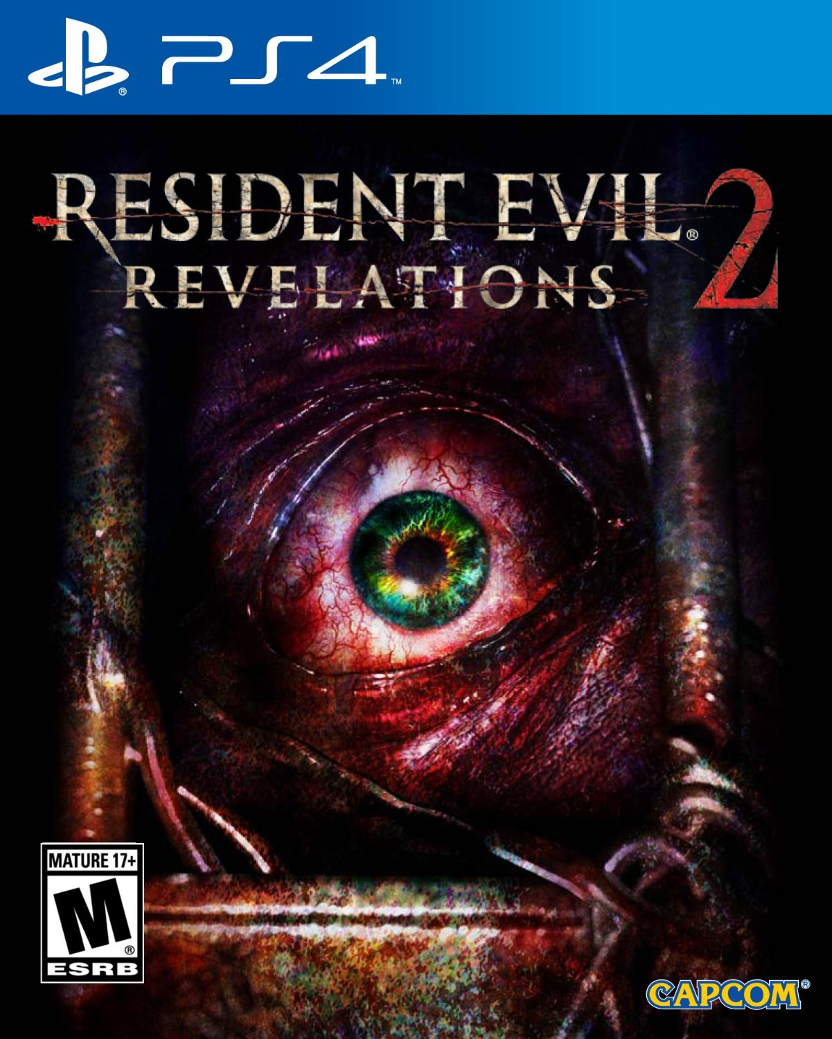 Resident Evil: Revelations 2-PlayStation 4                                                                                                             By:Capcom                                             Eur:55.3 Ден:1599