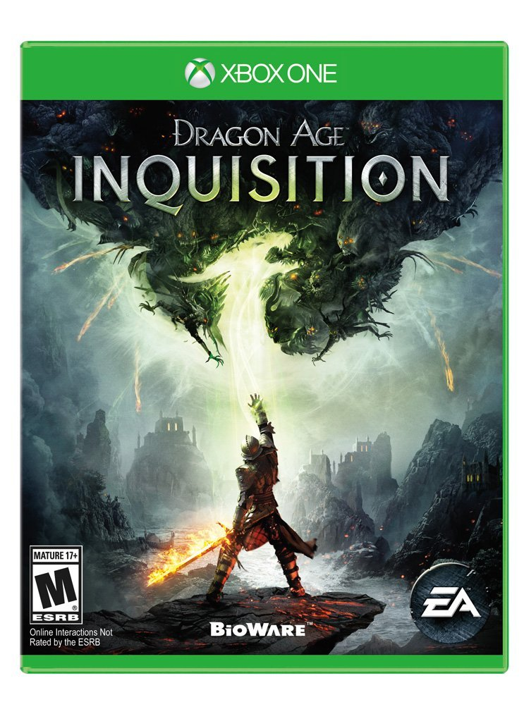 Dragon Age Inquisition-Xbox One                                                                                                                        By:BioWare                                            Eur:37.4 Ден:1999