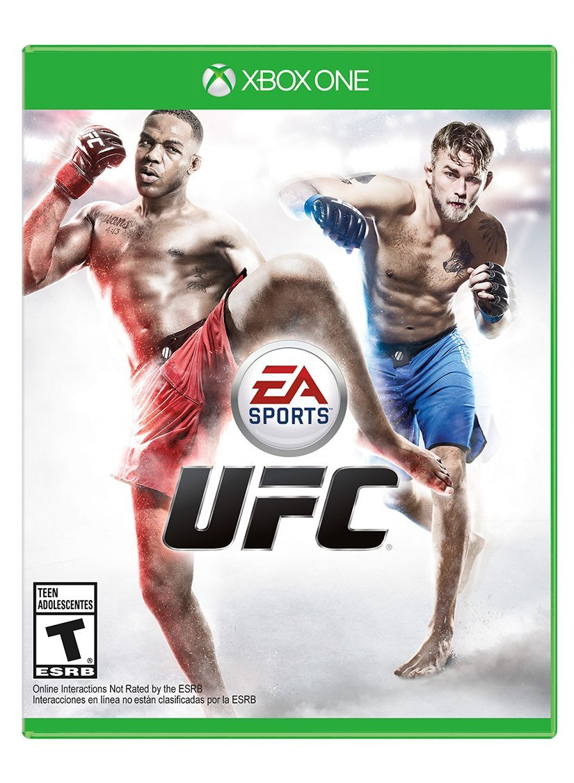 UFC-Xbox One By:EA Sports Eur:37,38 Ден2:2499
