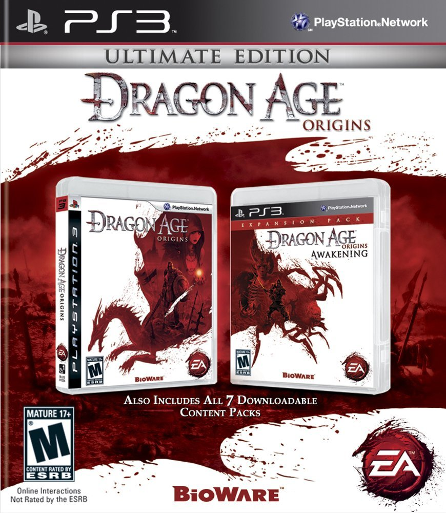 Dragon Age Origins: Ultimate Edition-PlayStation 3                                                                                                     By:Electronic Arts                                    Eur:26 Ден:1599