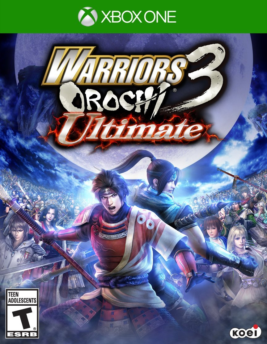 Warriors Orochi 3 Ultimate-Xbox One                                                                                                                    By:Omega Force                                        Eur:32.5 Ден:2299