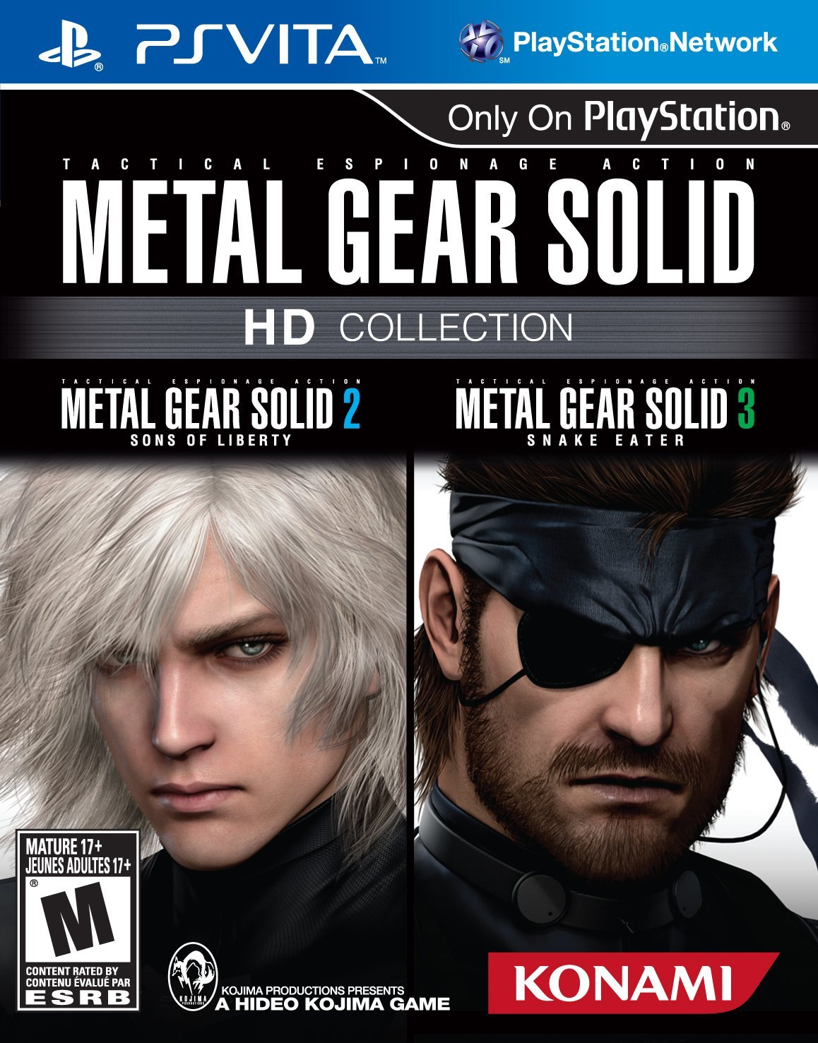 Metal Gear Solid HD Collection-PlayStation Vita                                                                                                        By:Konami                                             Eur:37.4 Ден:2399