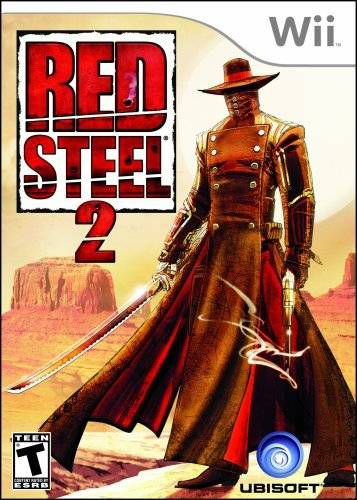Red Steel 2-Wii                                                                                                                                        By:Ubisoft                                            Eur:26 Ден:899