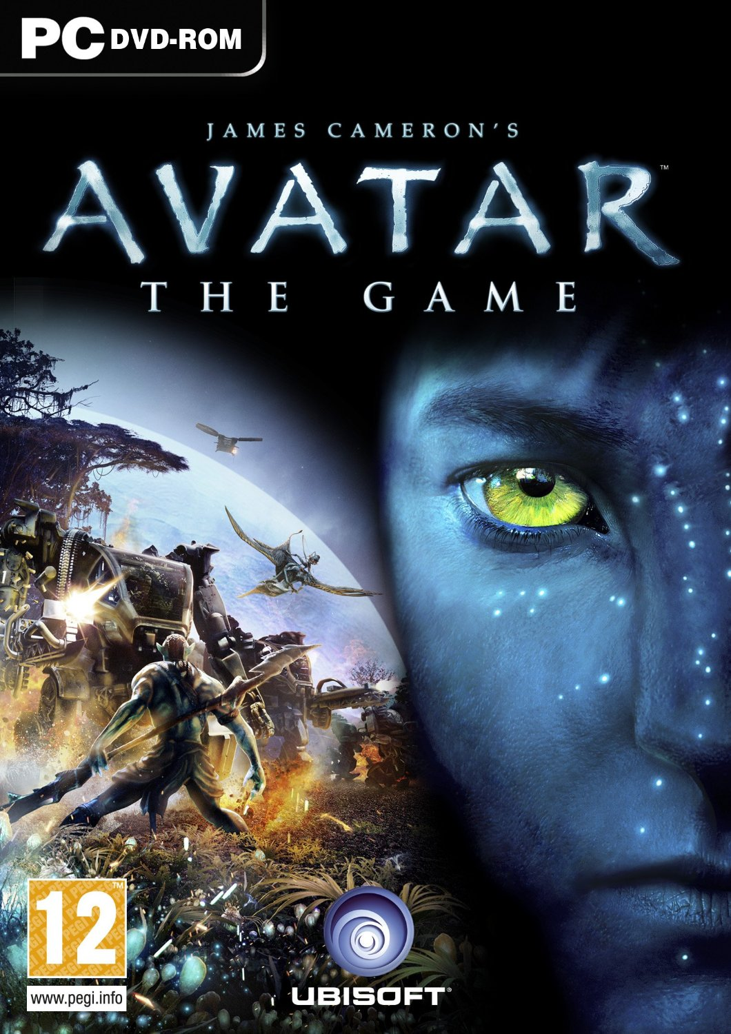 James Cameron's Avatar: The Game-PC                                                                                                                    By:Ubisoft                                            Eur:42.3 Ден:999