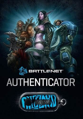 Battle.net Authenticator PC By:Blizzard Entertainment Eur:12,99 Ден1:799
