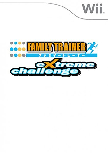 Family Trainer: Extreme Challenge Standalone Game /Wii                                                                                                 By:Sony Entertainment                                 Eur:26 Ден:1299