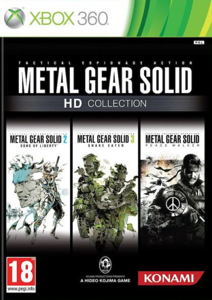 Metal Gear Solid: HD Collection-Xbox 360                                                                                                               By:Konami                                             Eur:21.12 Ден:2199