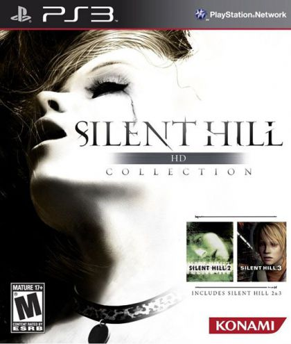 Silent Hill: HD Collection-PlayStation 3                                                                                                               By:Hijinx Studios                                     Eur:26 Ден:1899
