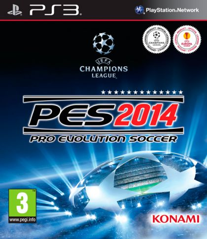 Pro Evolution Soccer 2014 (PS3) By:Konami Digital Entertainment Eur:12,99 Ден1:799