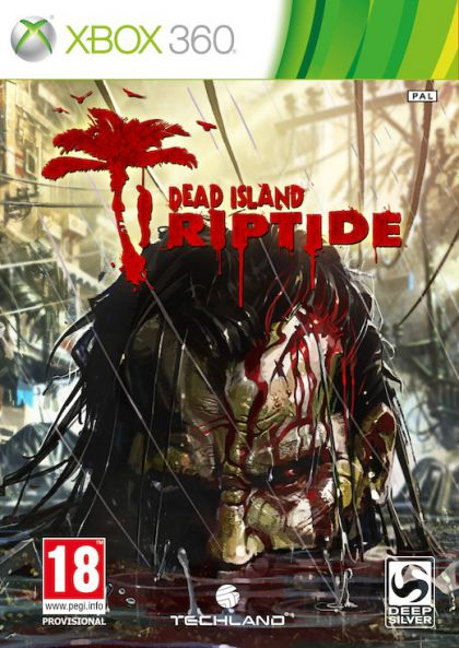 Dead Island: Riptide (XBOX 360) By:Deep Silver Eur:12,99 Ден1:799