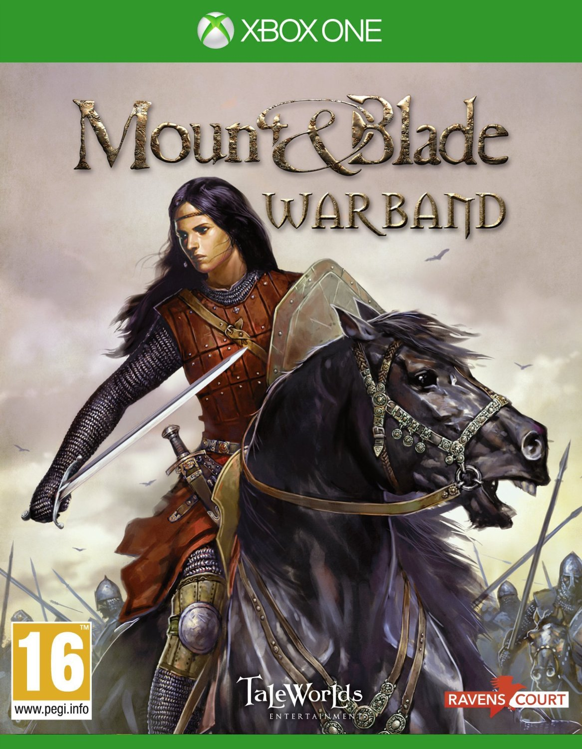 "Mount & Blade: Warband /Xbox One                                                                                                                      <br><span class=""capt-avtor""> By:Microsoft                                         </span><br><span class=""capt-pari""> Eur:40.6 Мкд:2499</span>"