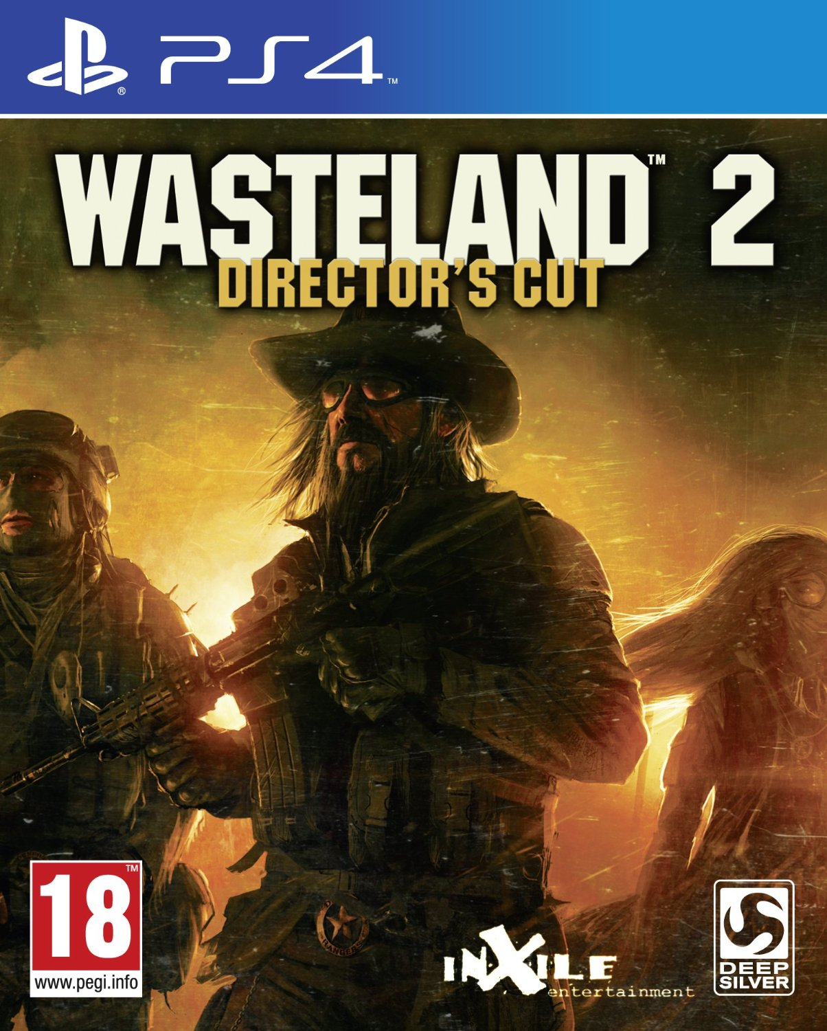 Wasteland 2: Director's Cut Edition /PS4 By:Koch International Eur:30,88 Ден2:1899