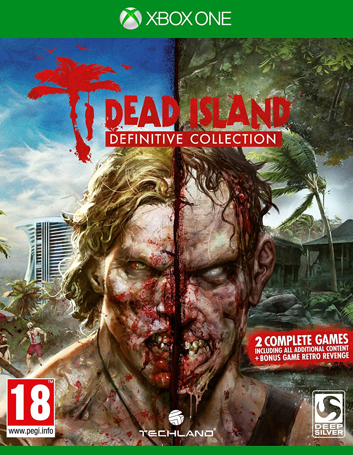 Dead Island: Definitive Collection-Xbox One By:Techland Eur:37,38 Ден1:3199