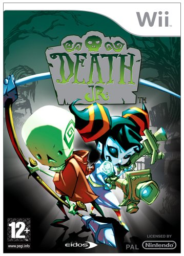 Death Jr.: Root of Evil-Wii                                                                                                                            By:Backbone Entertainment                             Eur:26 Ден:1599