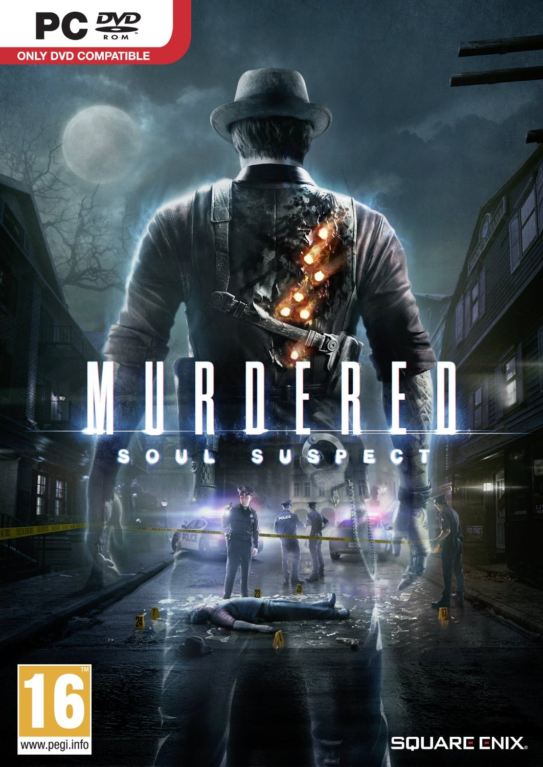 Murdered: Soul Suspect-PC By:Airtight Games Eur:12,99 Ден1:799