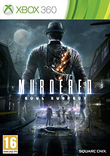 Murdered: Soul Suspect-Xbox 360                                                                                                                        By:Airtight Games                                     Eur:30.9 Ден:1499