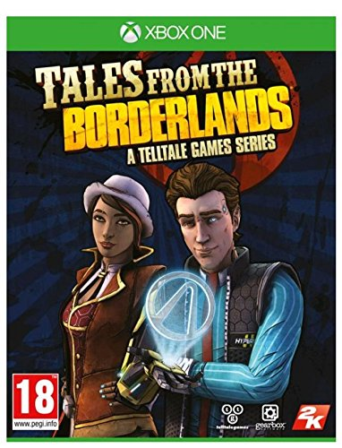 Tales From The Borderlands-Xbox One By:Telltale Games Eur:52,02 Ден1:2299