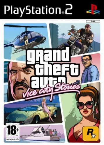 Grand Theft Auto: Vice City Stories-PlayStation 2 By:Rockstar Games Eur:12,99 Ден1:799