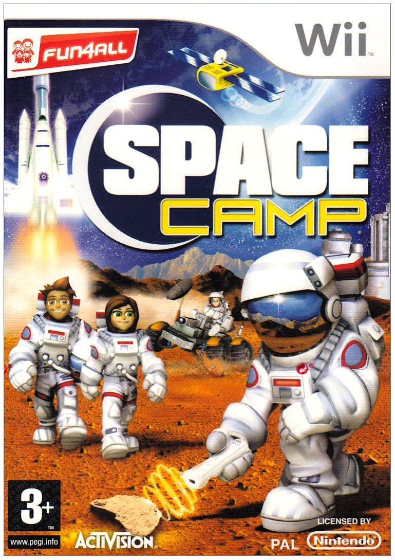 Space Camp-Wii By: Eur:12,99 Ден1:799