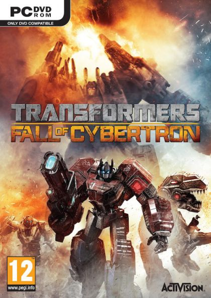 Transformers: Fall of Cybertron (PC)                                                                                                                   By:Activision                                         Eur:42.3 Ден:1799