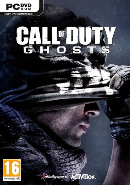 Call of Duty: Ghosts-PC                                                                                                                                By:Infinity Ward                                      Eur:9.7 Ден:3199