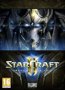StarCraft II: Legacy of the Void-PC By:Blizzard Entertainment Eur:12,99 Ден1:799