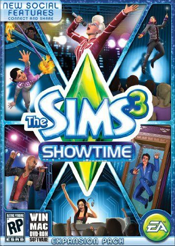 The Sims 3: Showtime (PC) By:Electronic Arts Eur:3,24 Ден1:799