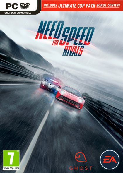 Need for Speed: Rivals-PC                                                                                                                              By:Ghost Games                                        Eur:9.7 Ден:3499