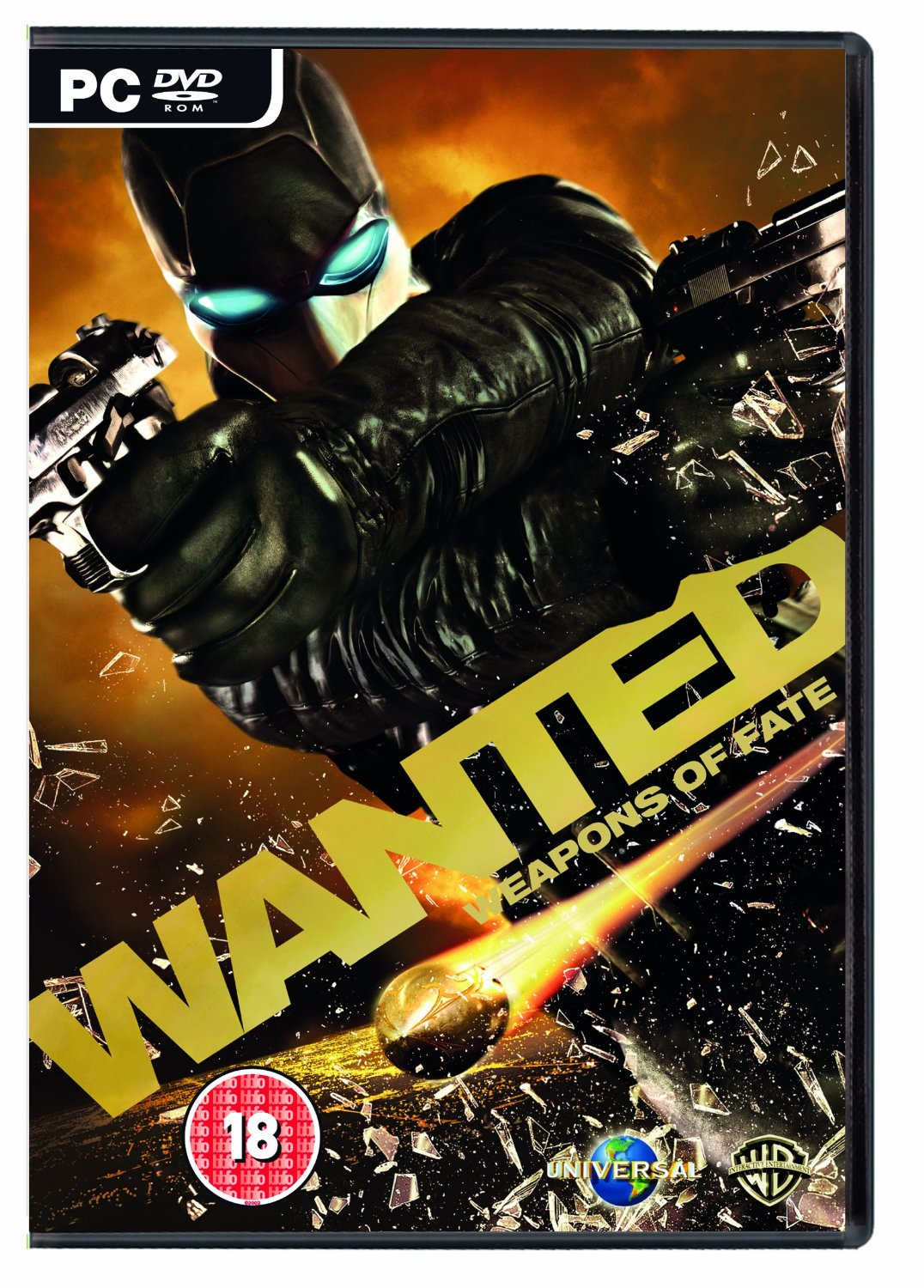 Wanted PC                                                                                                                                              By:Warner Bros Interactive                            Eur:21.1 Ден:999