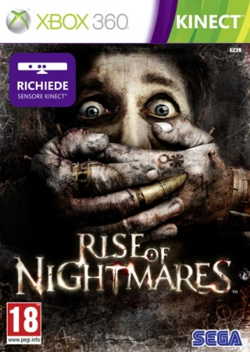 Rise of Nightmares (Kinect) /X360 By:Sony Entertainment Eur:9,74 Ден1:799
