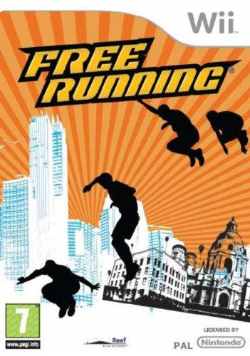 Free Running-Wii                                                                                                                                       By:                                                   Eur:22.7 Ден:1399