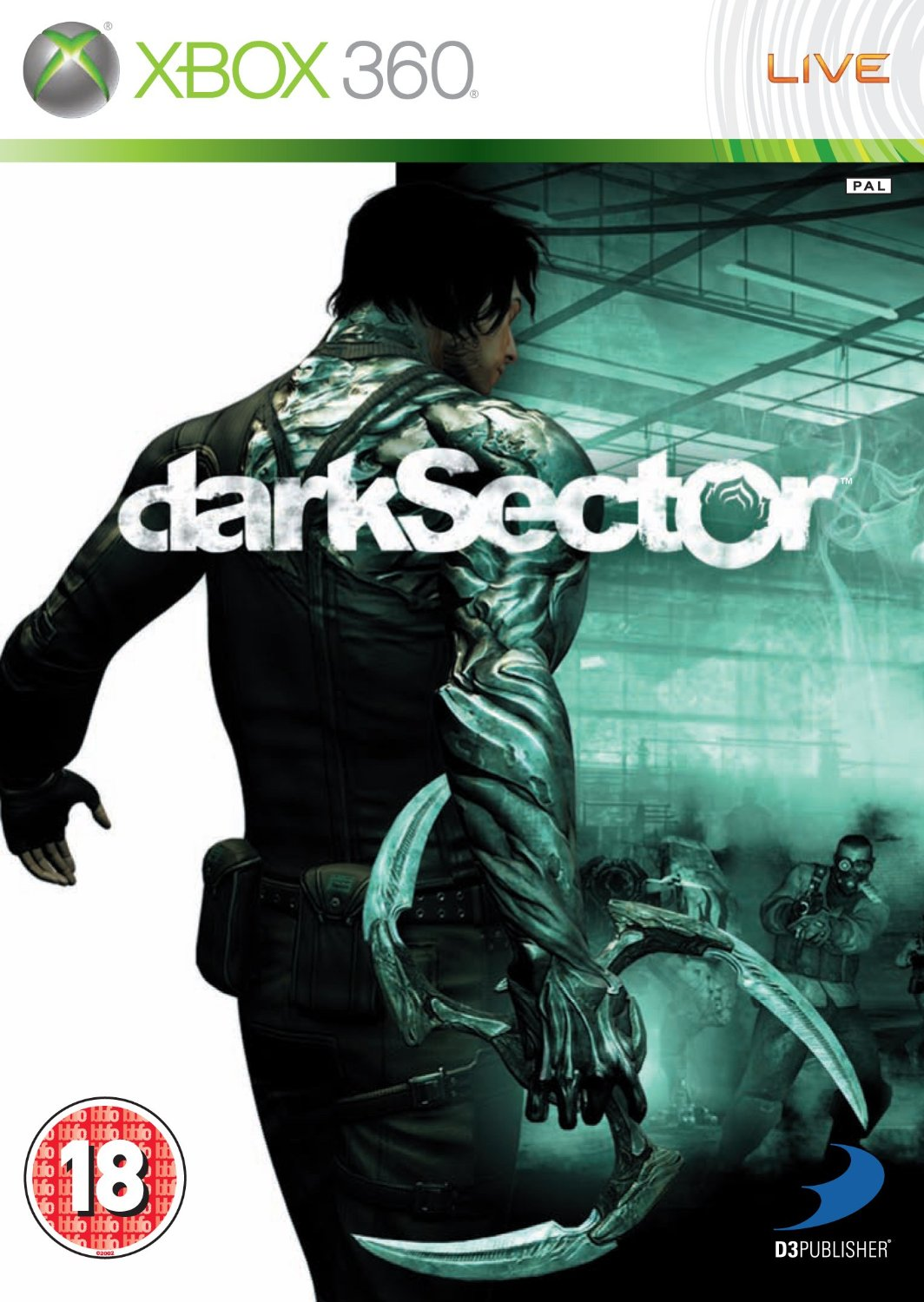 Dark Sector-Xbox 360                                                                                                                                   By:Digital Extremes                                   Eur:16.24 Ден:1299