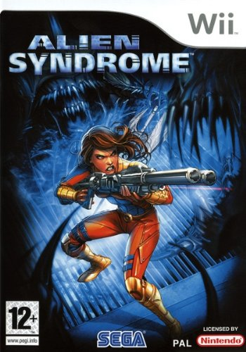 Alien Syndrome-Wii                                                                                                                                     By:Totally Games                                      Eur:14.6 Ден:1399