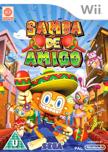 Samba De Amigo-Wii By:Gearbox Software Eur:12,99 Ден2:799