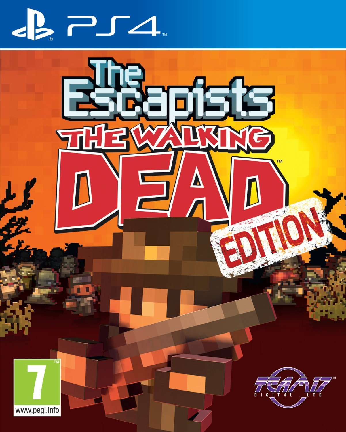 The Escapists: The Walking Dead-PlayStation 4 By:Mouldy Toof Studios Eur:30,88 Ден1:1999