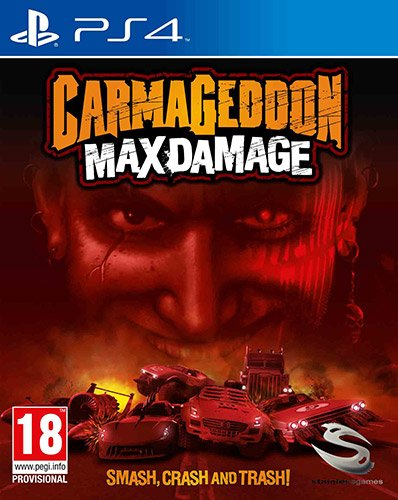 Carmageddon: Max Damage-PlayStation 4                                                                                                                  By:Stainless Games                                    Eur:65.02 Ден:2699