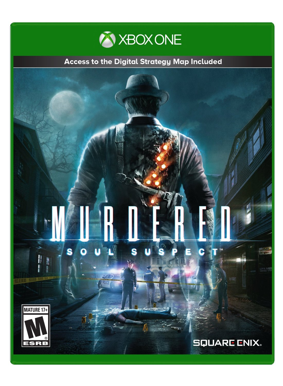 Murdered: Soul Suspect-Xbox One                                                                                                                        By:Airtight Games                                     Eur:37.4 Ден:1899