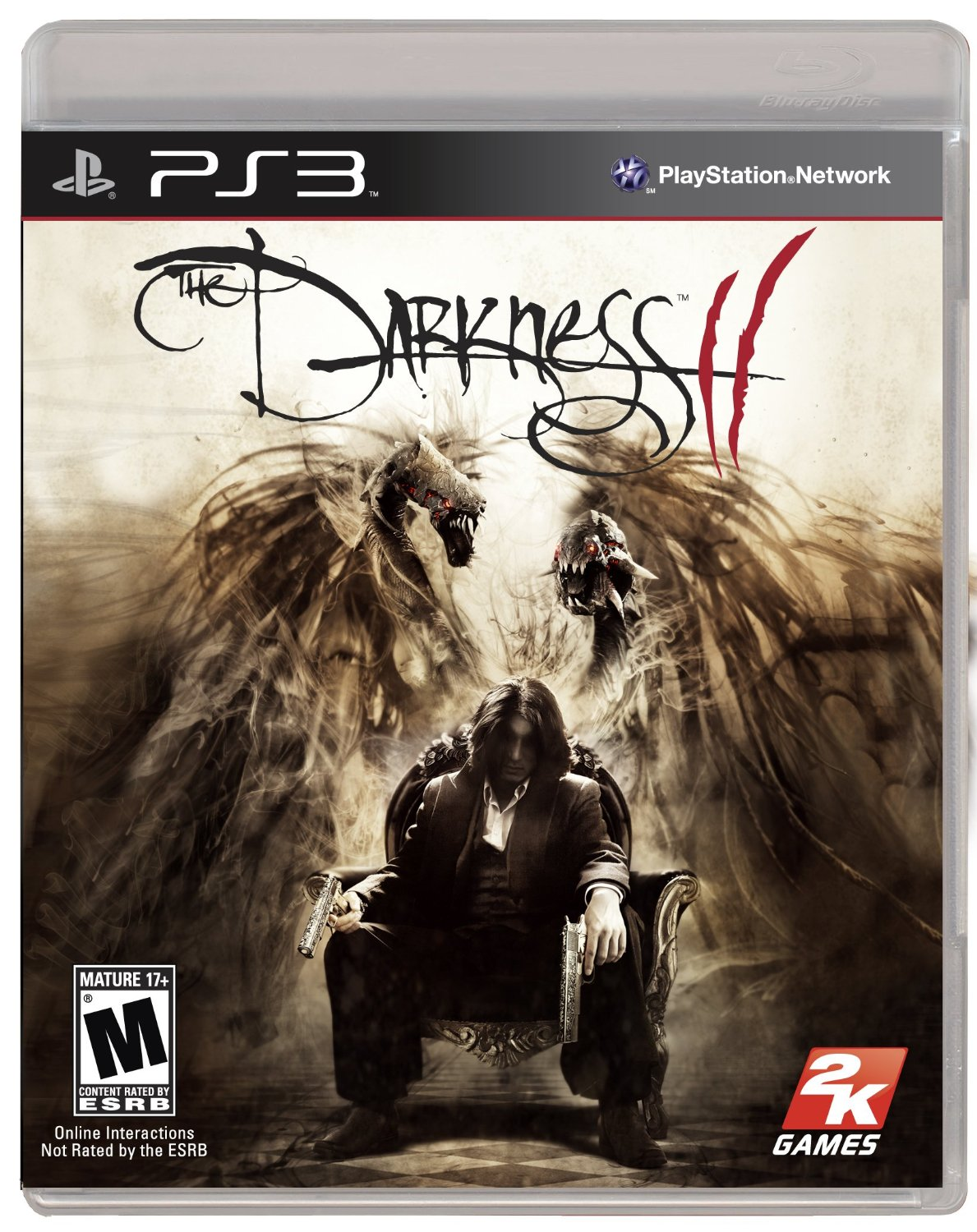 The Darkness II-PlayStation 3                                                                                                                          By:Digital Extremes                                   Eur:47.14 Ден:1299
