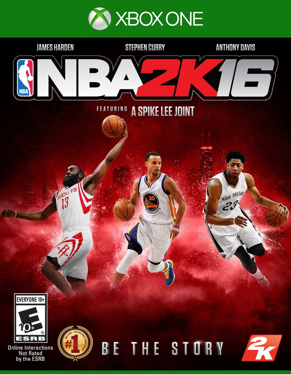 NBA 2K16-Xbox One                                                                                                                                      By:Visual Concepts                                    Eur:37.4 Ден:1999