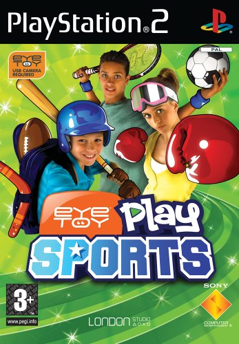 EyeToy: Play Sports-PlayStation 2 By:Zoe Mode (Kuju) Eur:12,99 Ден1:799