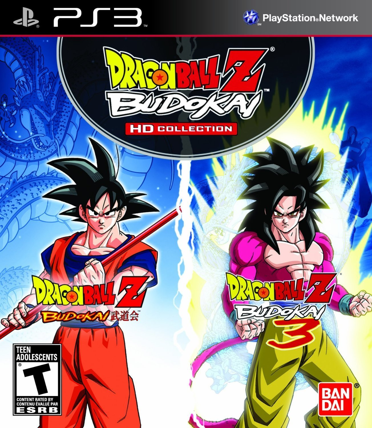 Dragon Ball Z Budokai Hd Collection-PlayStation 3 By:Sony Eur:12,99 Ден2:799
