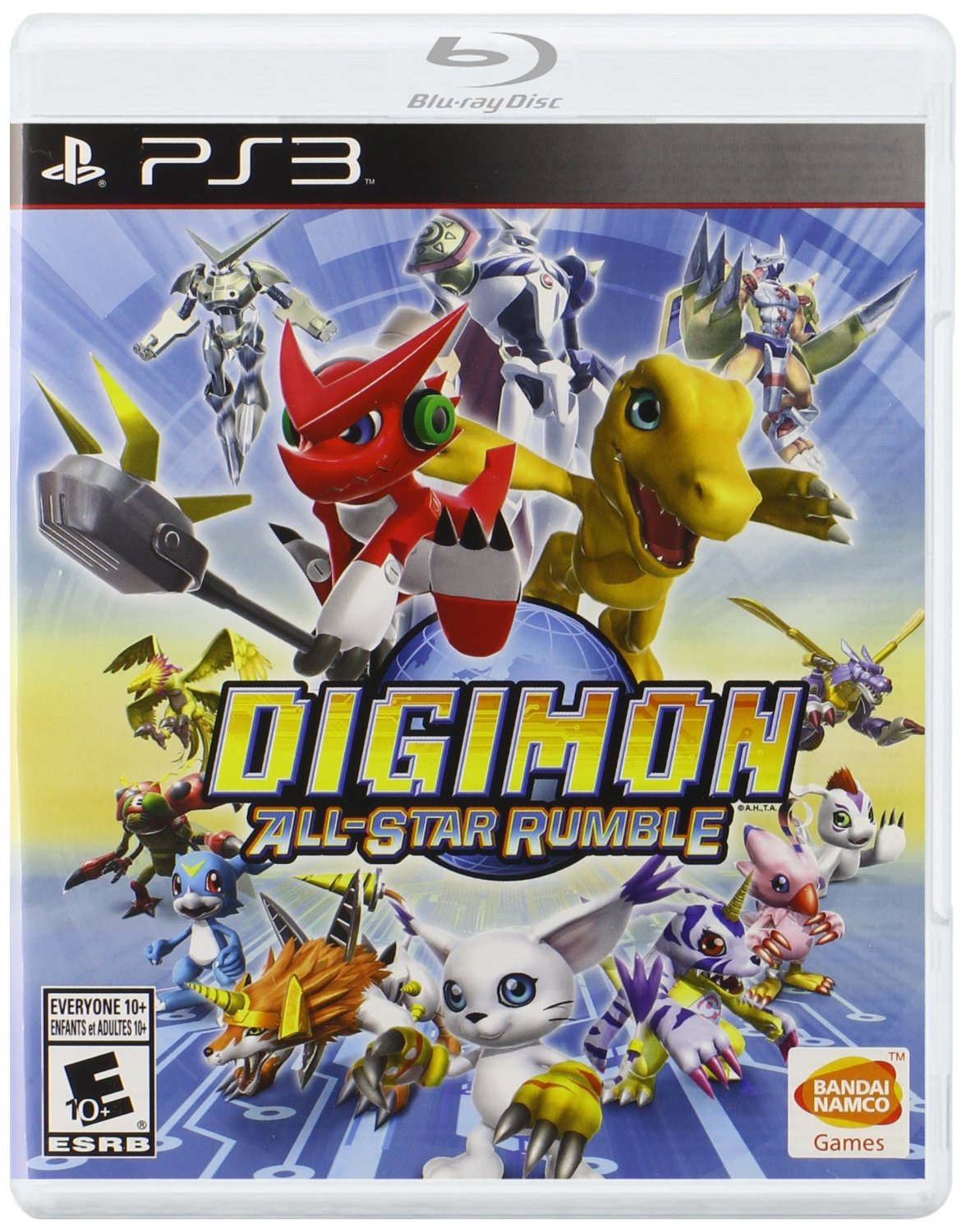DIGIMON All-Star Rumble-PlayStation 3 By: Eur:12,99 Ден1:799