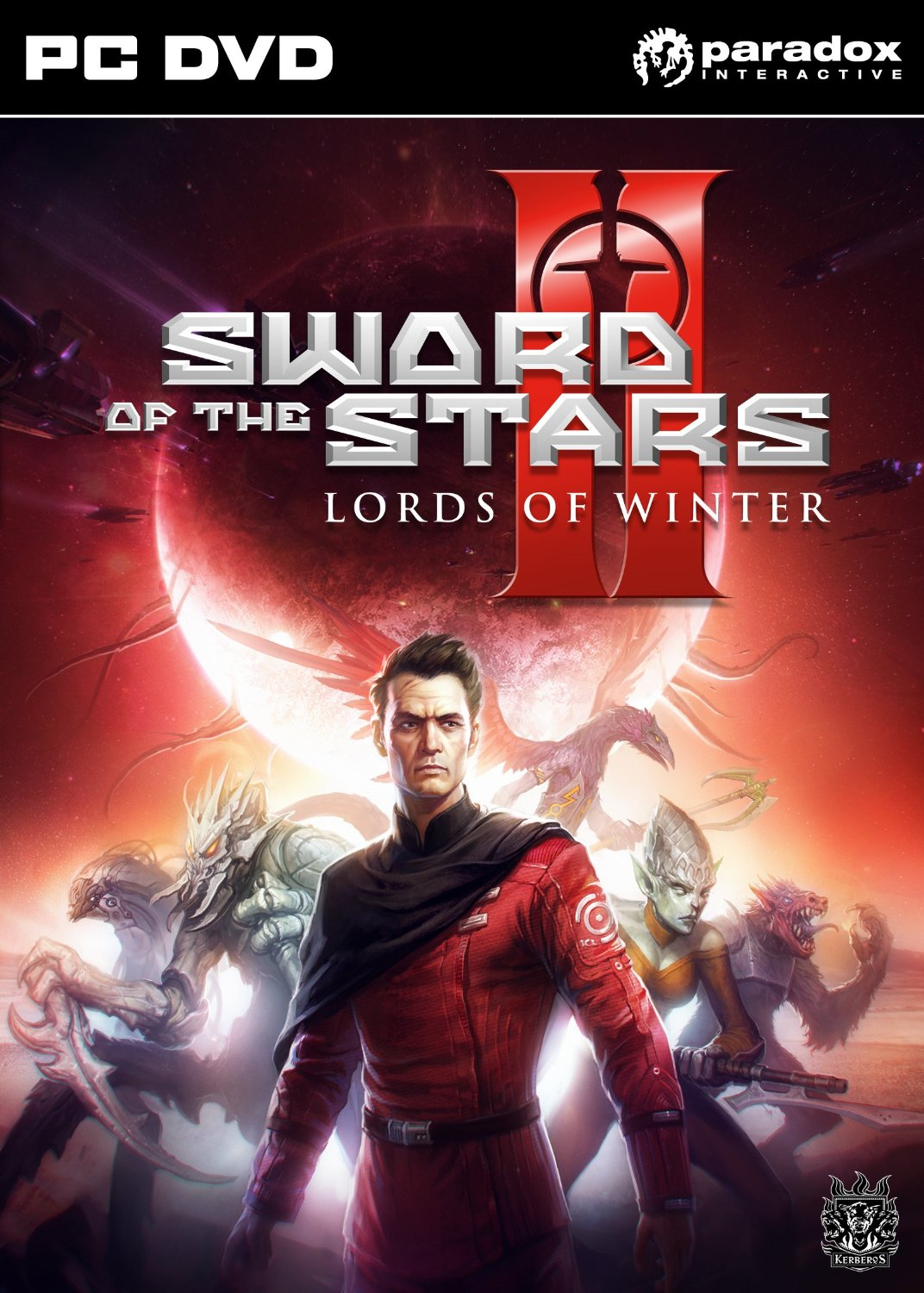 Sword of the Stars II-PC                                                                                                                               By:Kerberos Productions                               Eur:52.02 Ден:599