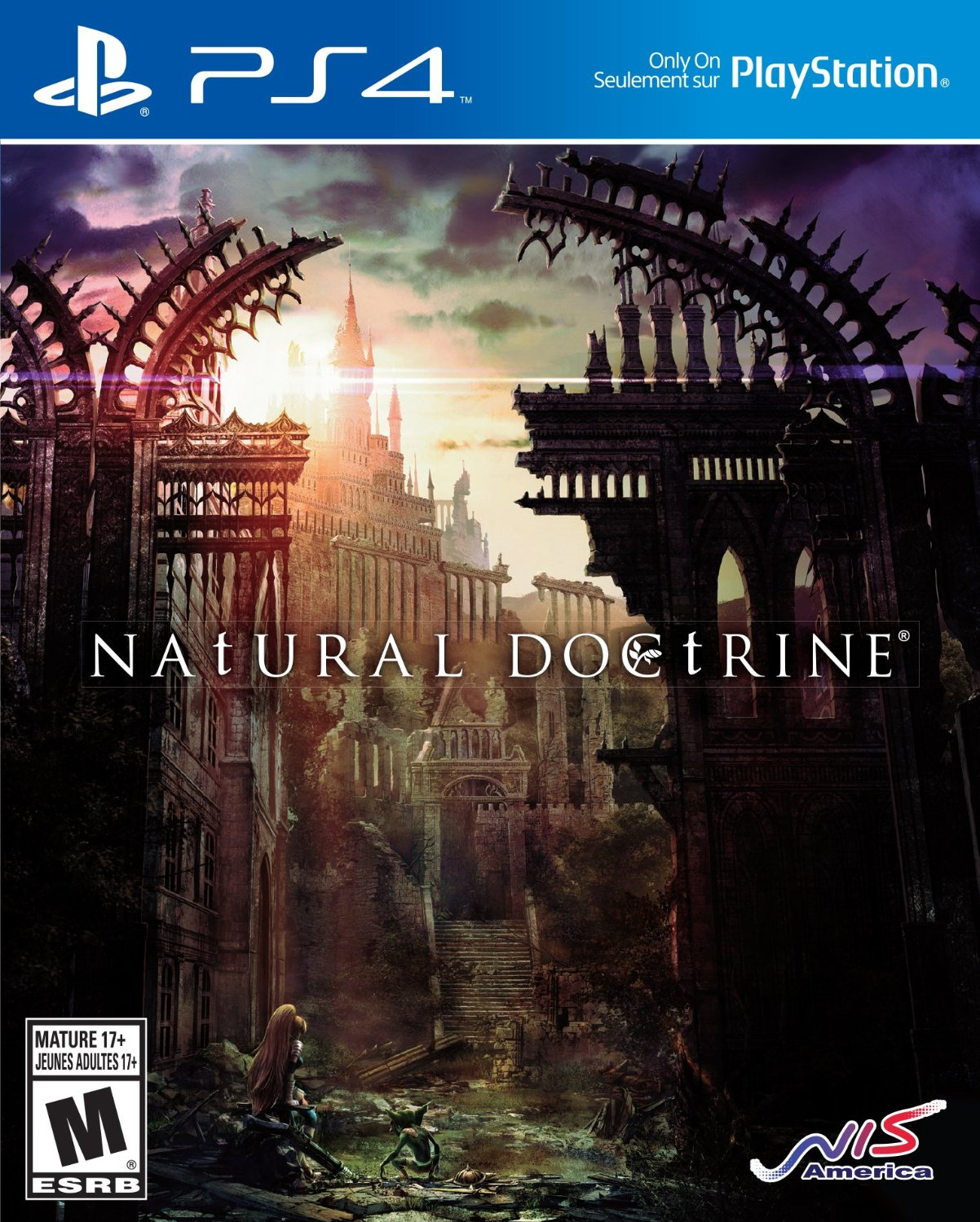 NAtURAL DOCtRINE-PlayStation 4 By:Kadokawa Eur:37,38 Ден2:2799