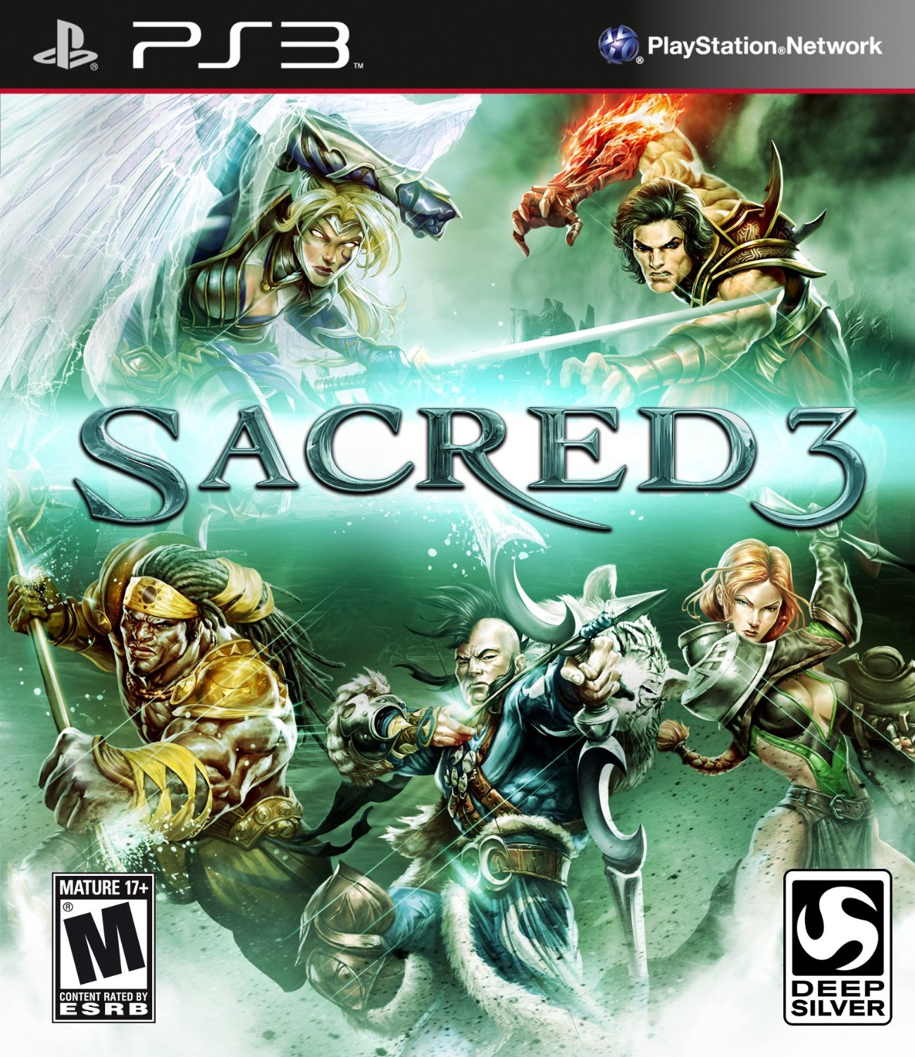 Sacred 3-PlayStation 3                                                                                                                                 By:Keen Games                                         Eur:34.13 Ден:2399