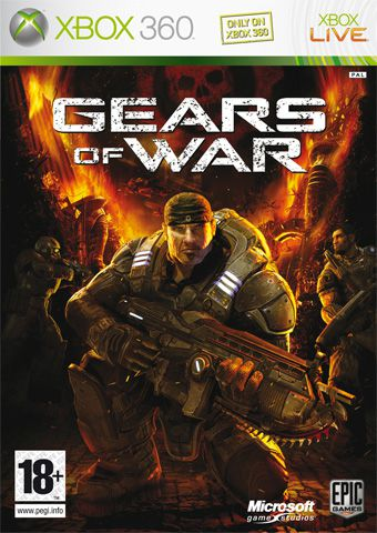 Gears of War-Xbox 360                                                                                                                                  By:Epic Games                                         Eur:30.9 Ден:799
